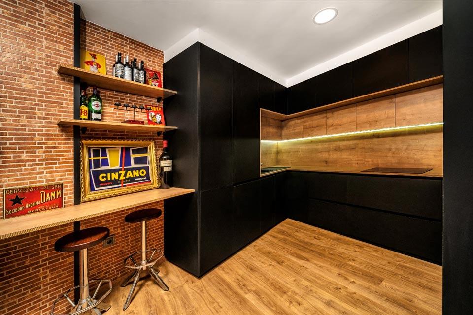 Cosas a tener en cuenta si tu cocina es pequeña