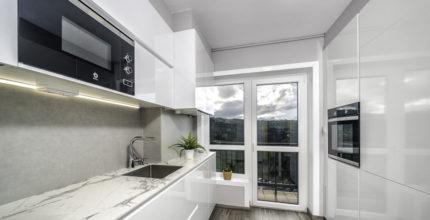 Muebles de cocina: acabado brillo vs acabado mate